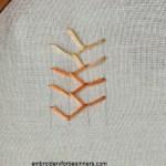 cretan stitches