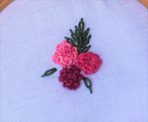 ring knot flower
