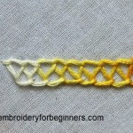 double chain stitch