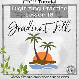 FTCU Digitizing Practice Lesson 18
