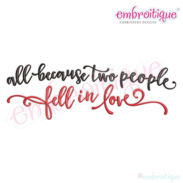 Download Words & Phrases :: All Because Two People Fell In Love ...