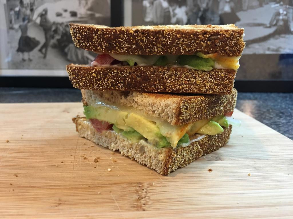 Avocado Goodness Sandwich