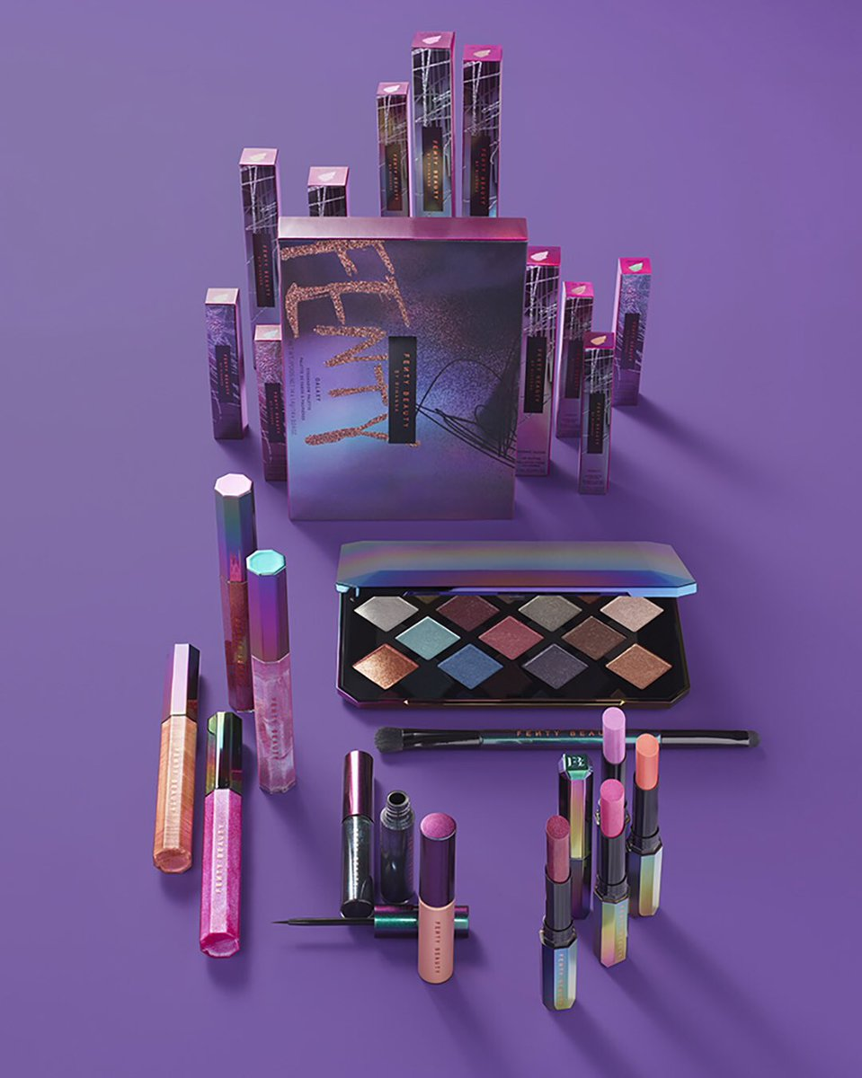 Fenty Beauty To Release A New Holiday Collection On Friday The 13th