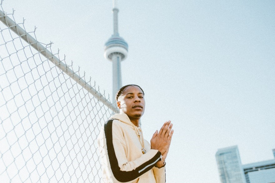 Toronto rapper kampaign starts off busy summer with plug single kampaign malvernweather Choice Image