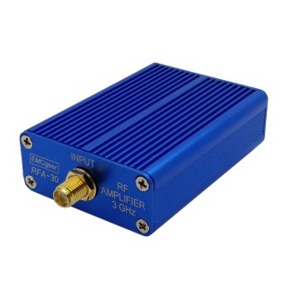 RF amplifier - 1 MHz to 3 GHz