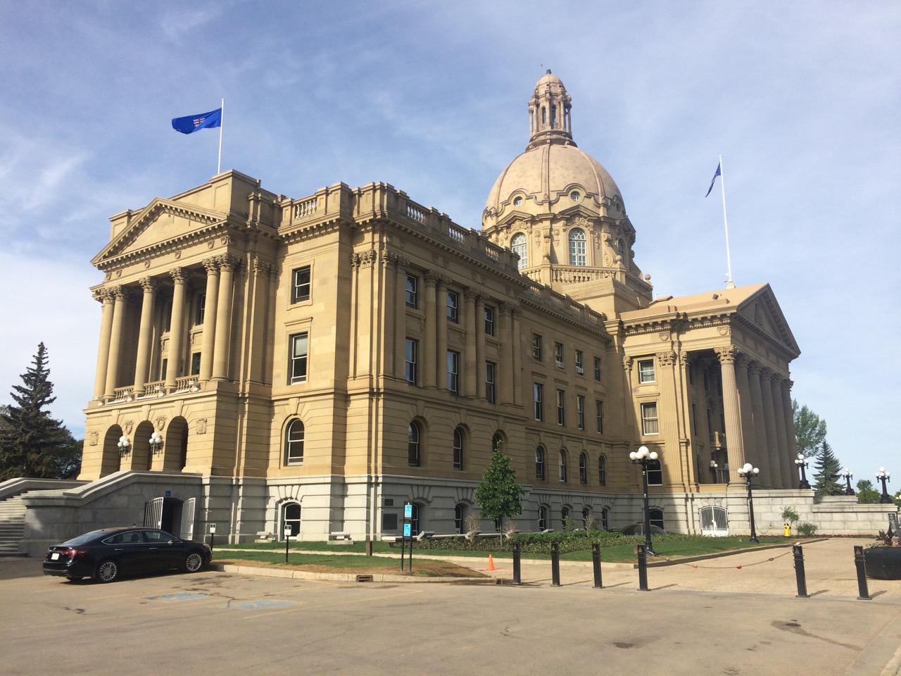 Edmonton Parliament Building