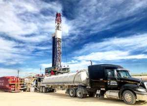 emco oilfield vacuum truck