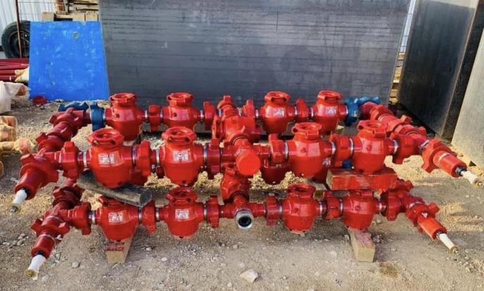 flowback equipment, permian basin