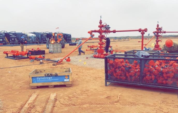 Solids control in the Permian