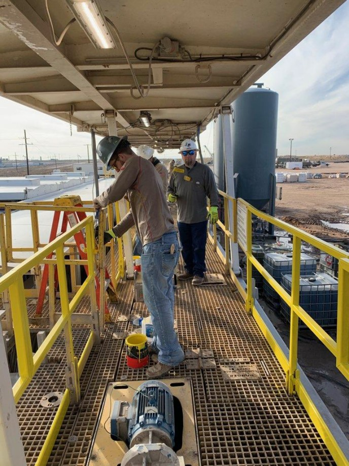 Emco Oilfield Roustabout Service
