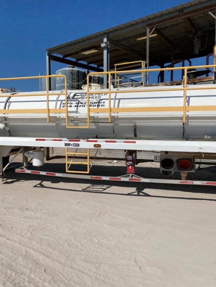 emco Oilfield Services Vac Truck
