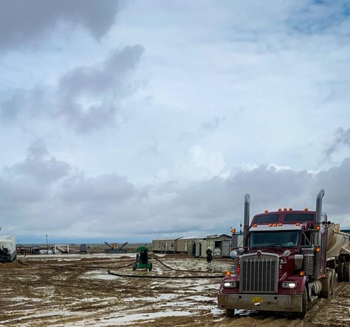 Permian basin oil rig company