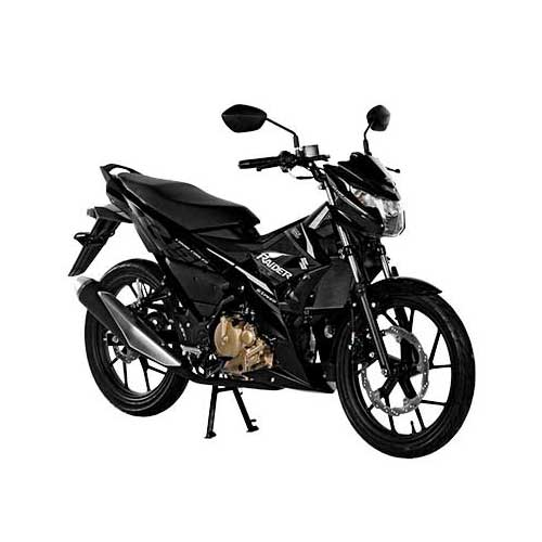 2018 Suzuki Raider R150 Fi: Emcor Motorcycle Zamboanga City