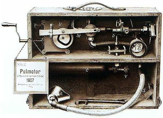 Drager-Pulmotor