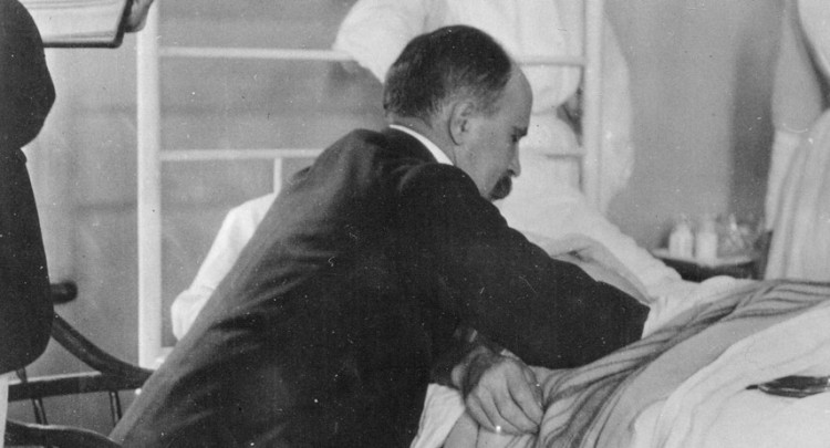 osler at the bedside