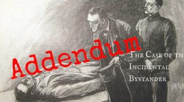 EM Nerd-An Addendum to The Case of the Incidental Bystander