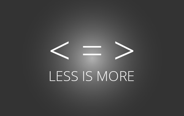 Less Is More.Isepsis Less Is More The New Paradigm In Critical Care