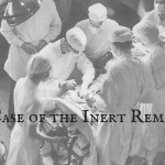 EM Nerd-The Case of the Inert Remedy