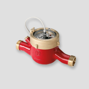 sontay MW-HS Screwed Hot Water Meters (non continuous flow)