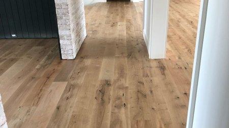 character grade white oak flooring