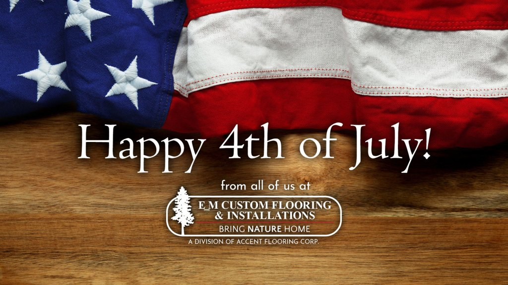 Have a Safe & Happy 4th of July!