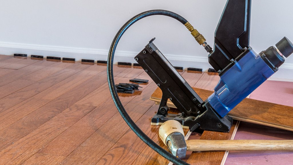 hardwood flooring installation tools
