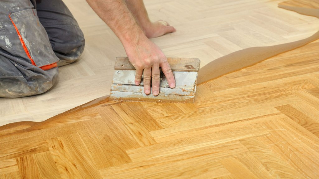 Hardwood Floor Refinishing by E_M Custom Flooring and Installations