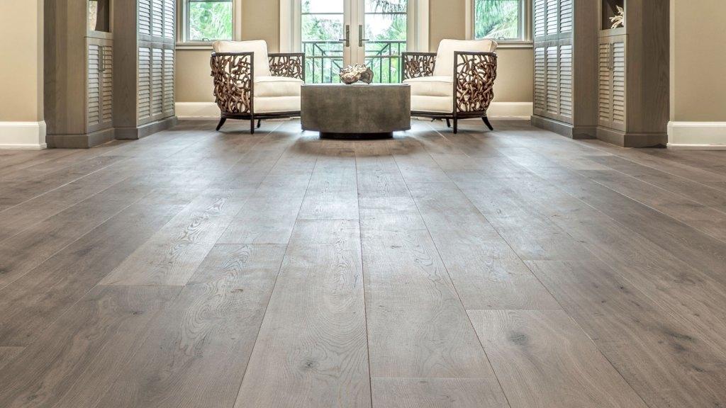 Hardwood Flooring Surface Textures