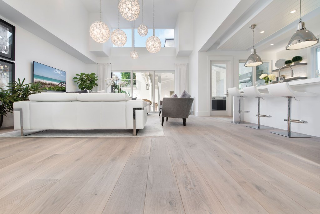 Hardwood flooring by Legno