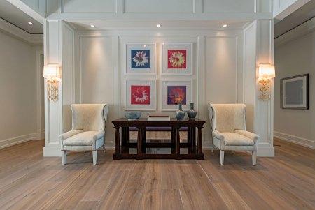 Legno hardwood flooring home installation