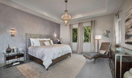 Legno Bastone white oak flooring in bedroom