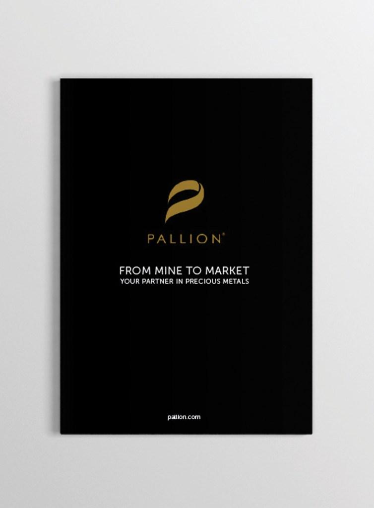 Pallion corporate guide catalogue emma wright em designs print design graphic design parramatta