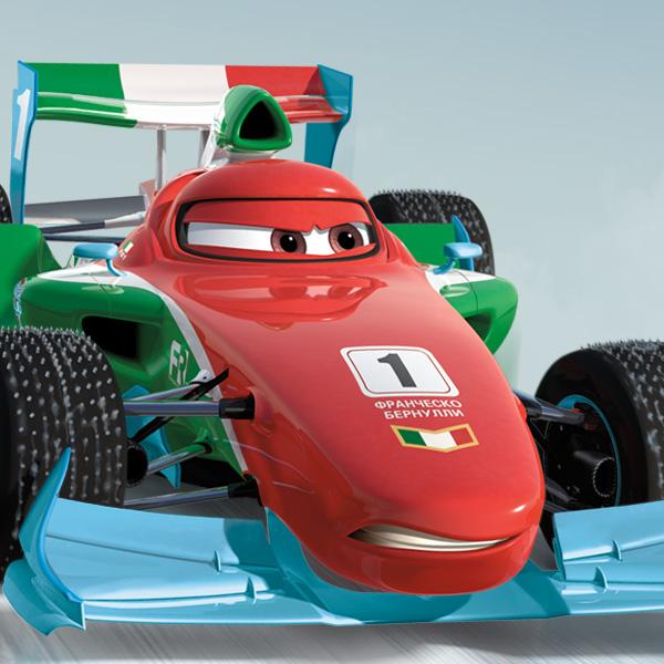 Francesco Bernoulli Cars