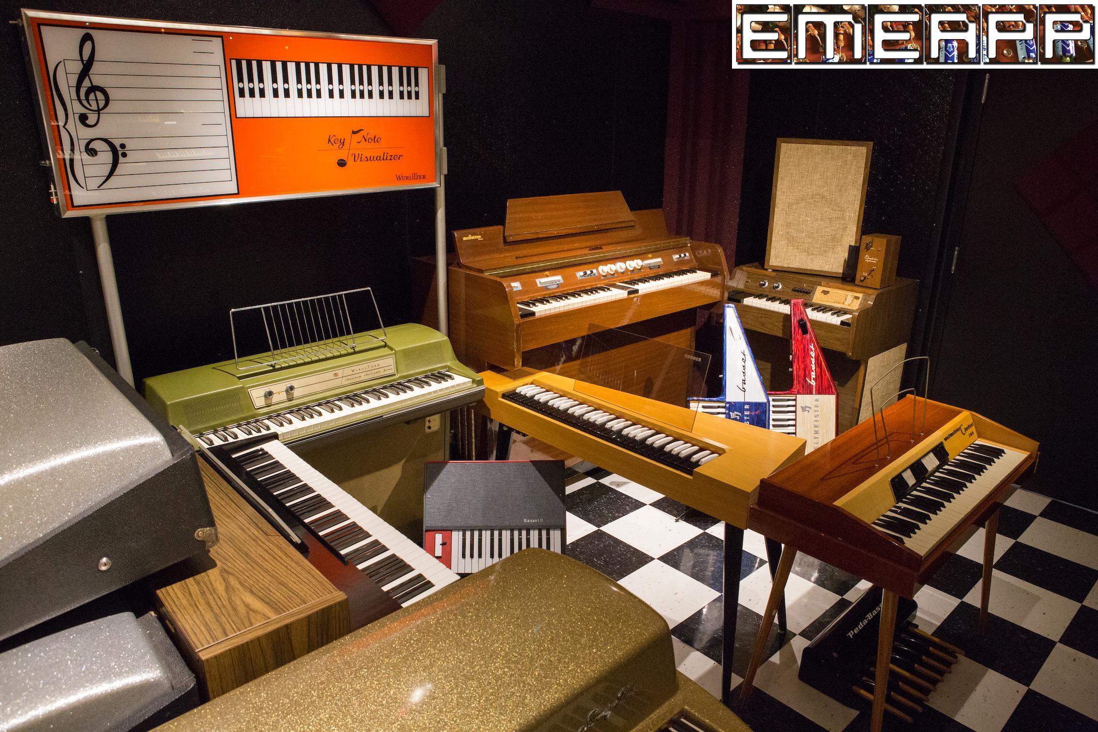 Instrument Gallery   EMEAPP