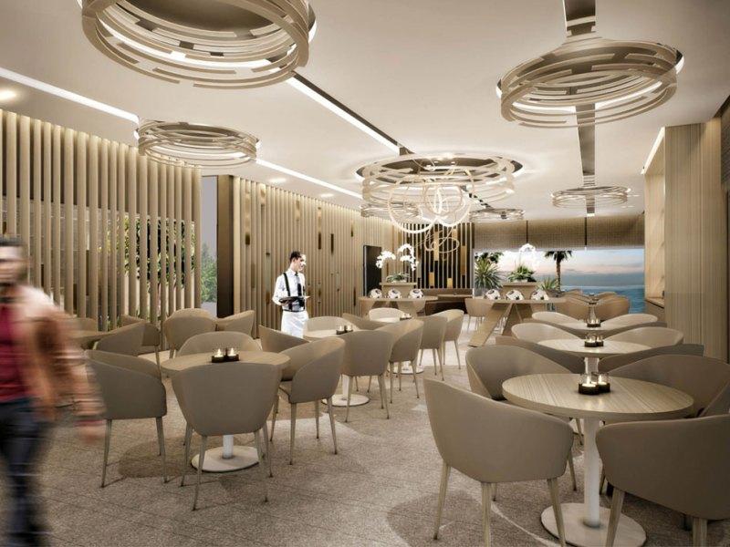 Restaurant View Noom Hotel