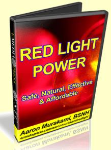 Red Light Power by Aaron Murakami