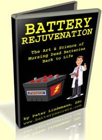 Battery Revenation by Peter Lindemann