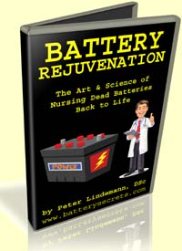 Battery Revenation by Peter Lindemann
