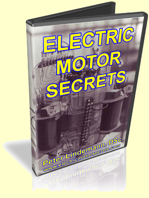 Electric Motor Secrets