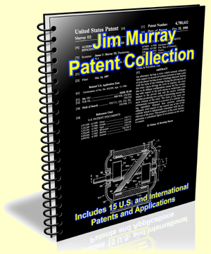 Jim Murray Patents