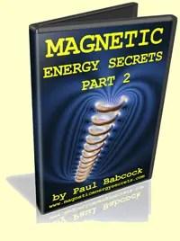 Magnetic Energy Secrets Part-2