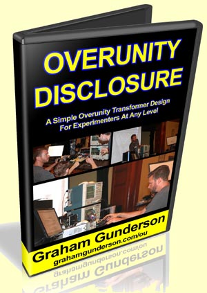 Overunity Disclosure