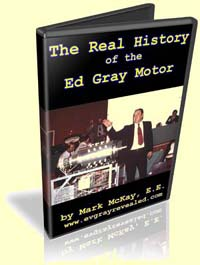 real history of ed gray motor