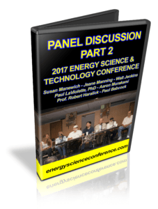 2017 Energy Science & Technology Conference Panel Discussion 1
