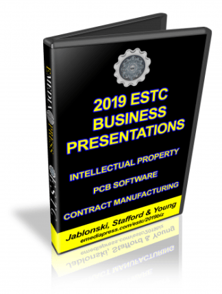 ESTC 2019 Business Presentations