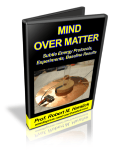 Mind Over Matter - Subtle Energy Research by Prof. Robert Haralick