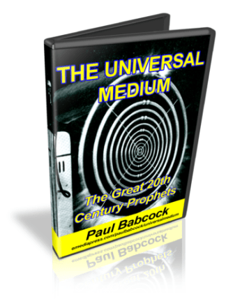 The Universal Medium by Paul Babcock