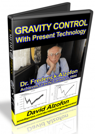 Gravity Control With Present Technology