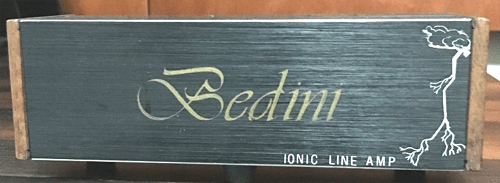 John Bedini's Ionic Audio Amplifier