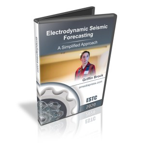 Electrodynamic Seismic Forecasting - A Simplified Approach by Griffin Brock